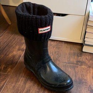Black Hunter fleece boot liners